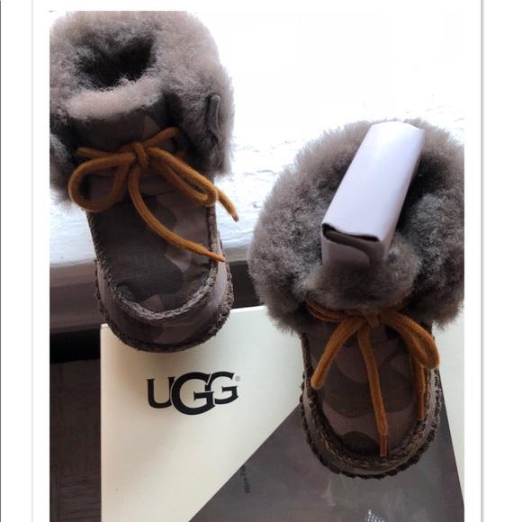 13175bf3b62 Sparrow Camo Infant UGG boot